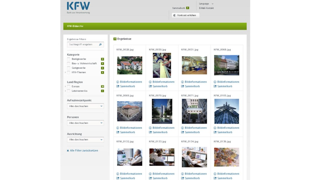 KfW Photo Archive