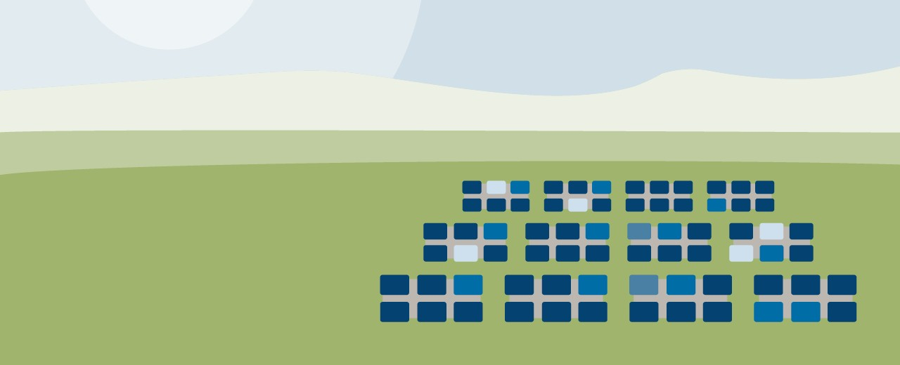 Illustration Solarpanels