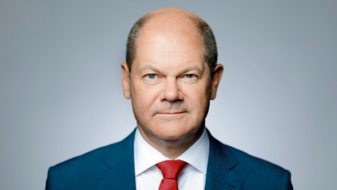 Olaf Scholz, Federal Minister of Finance