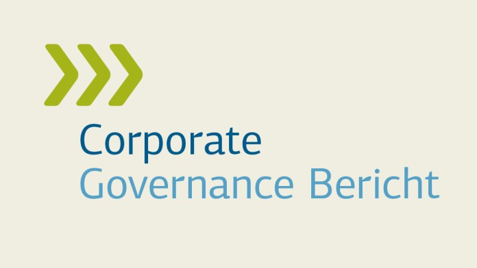 Corporate Governance Bericht/Corporate governance