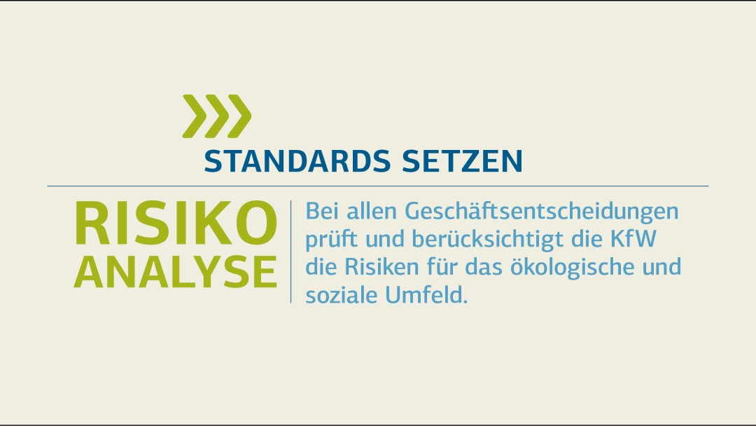 Standards setzen/Setting standards