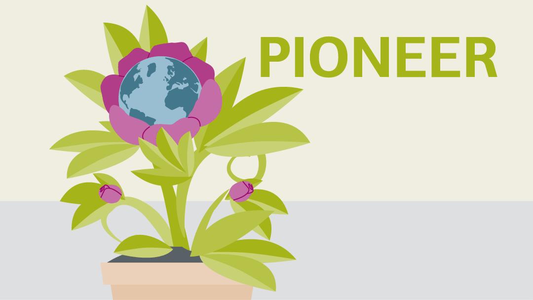 Illustration regarding the topic pioneer of green bonds