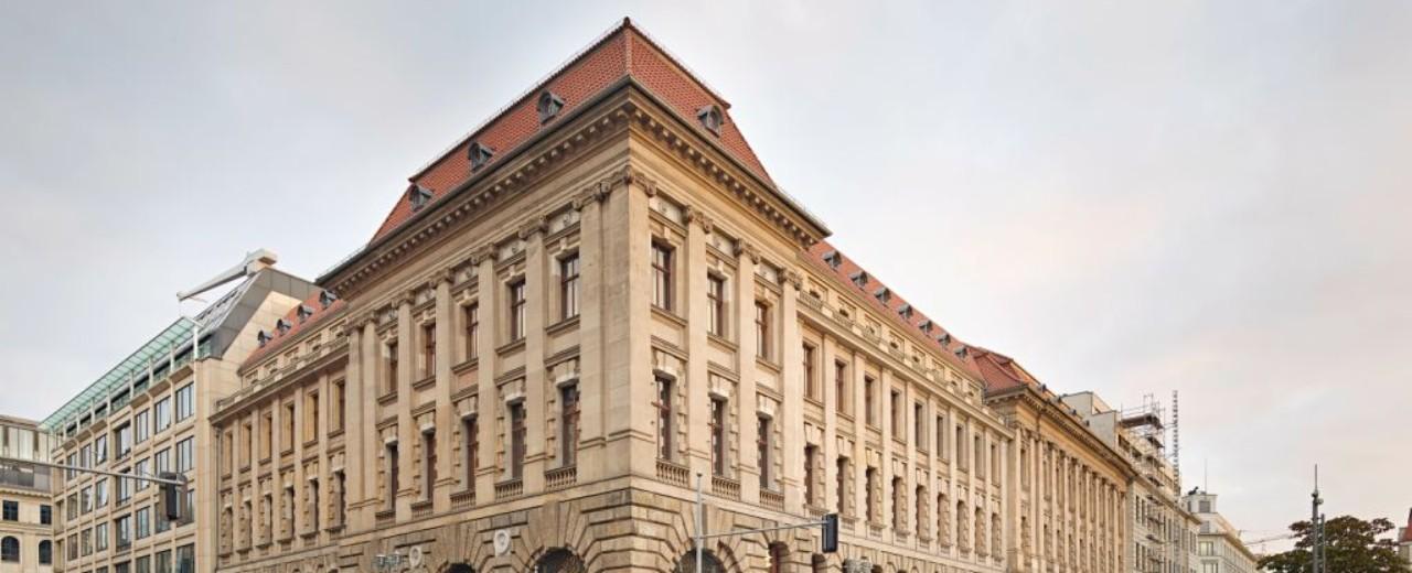 Die Niederlassung der KfW in Berlin