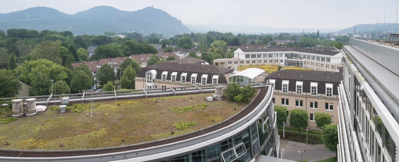Die Niederlassung der KfW in Bonn