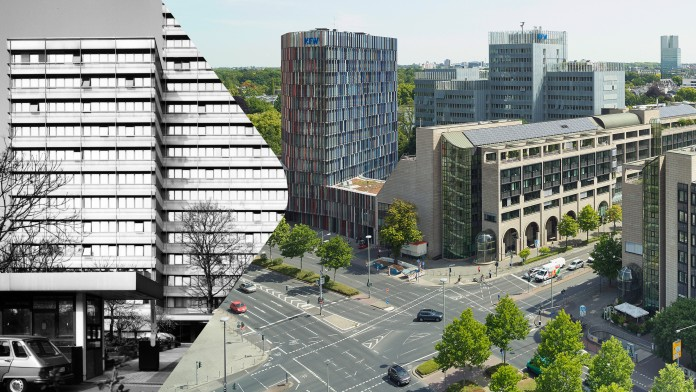 KfW in Frankfurt
