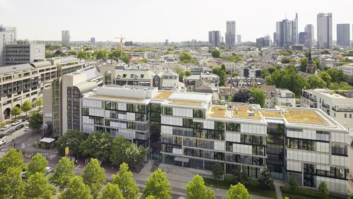 KfW Development Bank, Senckenberganlage in Frankfurt