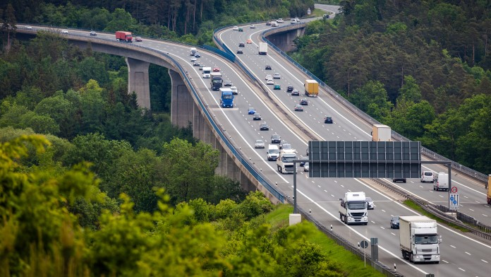 Infrastructure Germany - high way