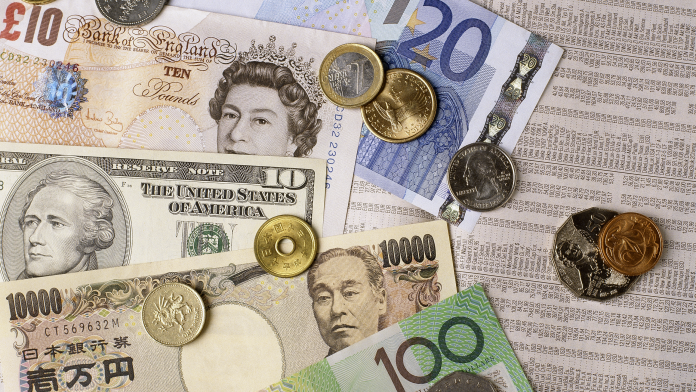 Different currencies