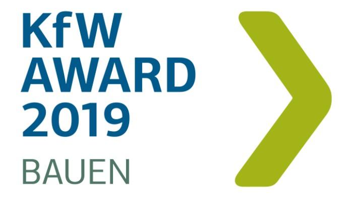"""KfW Award """"Bauen und Wohnen"""" 2019"""