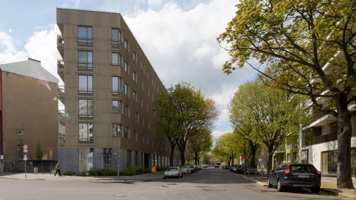 Jahresthema urbanes wohnen h user in der stadt for Wohnen und interieur 2016