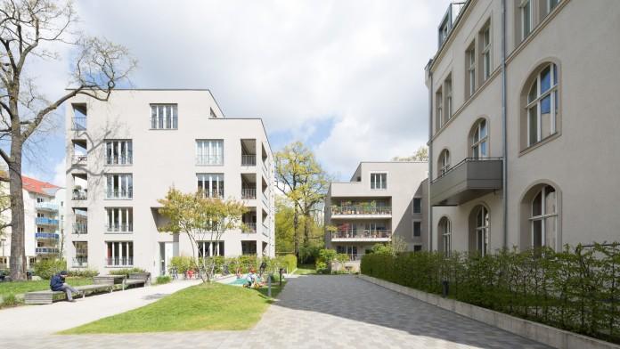 4. Preis - Häuser am See