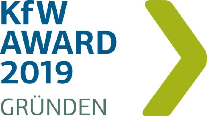 Logo Award Gründen 2018