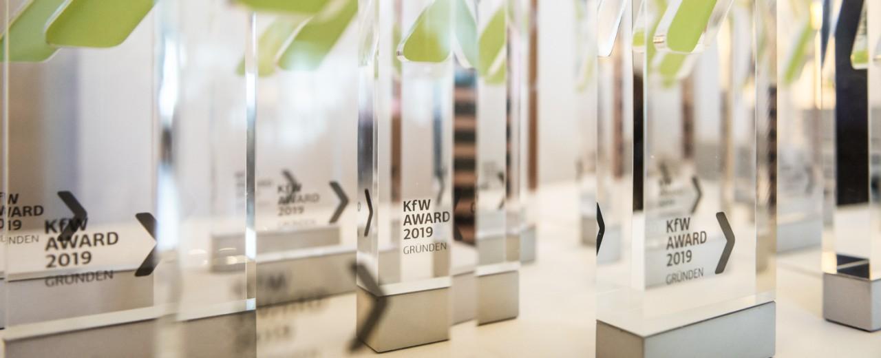 KfW-Award Gründen 2018