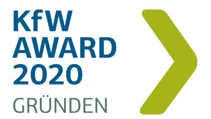 Logo Award Gründen 2020