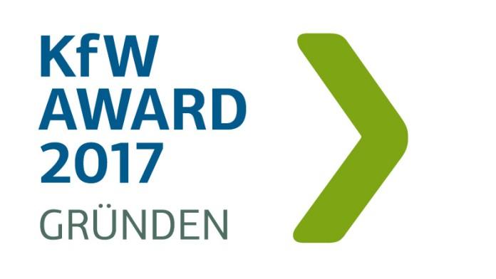 Logo KfW-Award Gründen