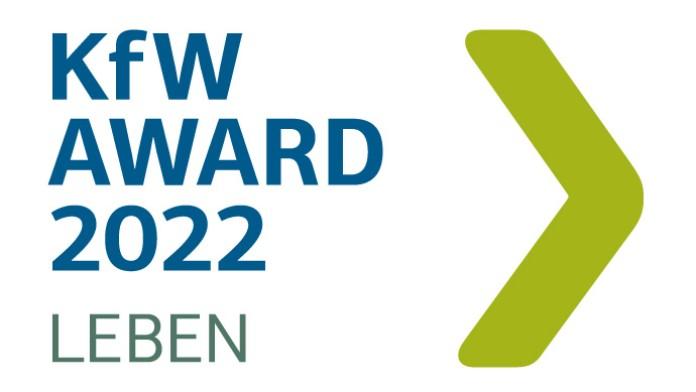 Logo KfW Award Leben 2020