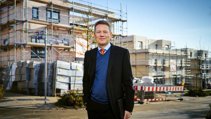 Markus Schönborn, KfW-Abteilungsdirektor Produktmanagement Wohnen.