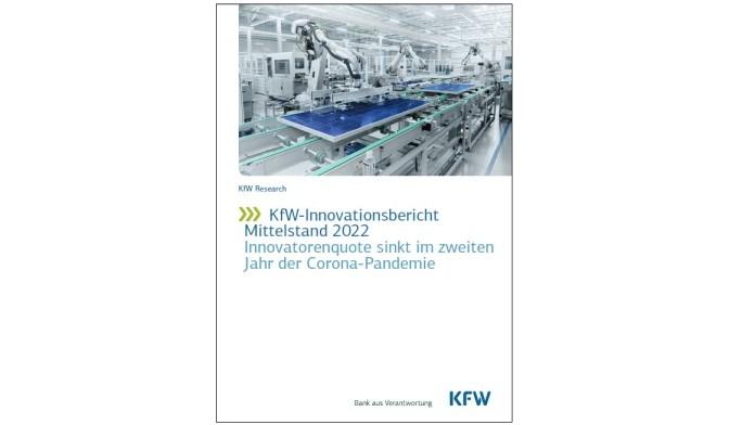 Deckblatt KfW-Innovationsbericht Mittelstand