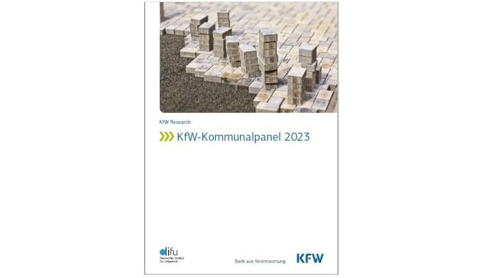 Deckblatt KfW-Kommunalpanel