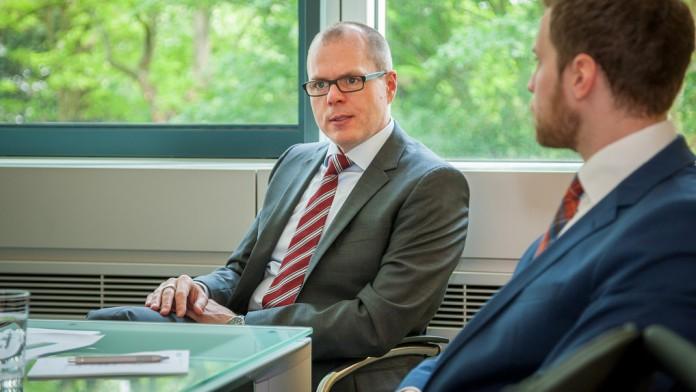 Dr. Jörg Zeuner, KfW-Chefvolkswirt