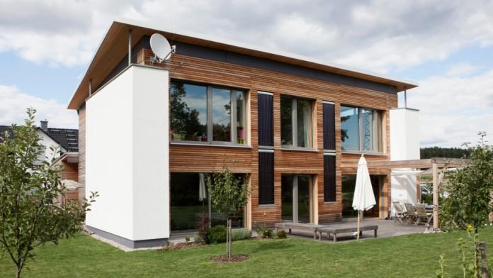 Energieffiziente Gebäude