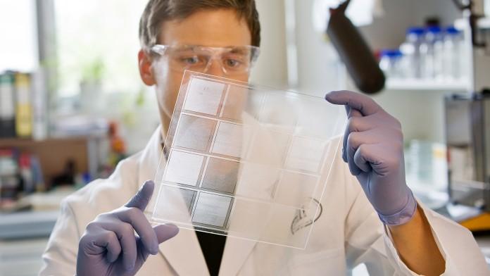 Forscher im Labor