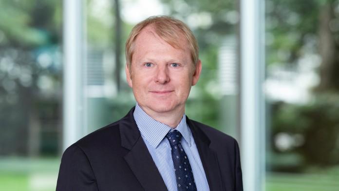 Dr. Jan Klasen, Abteilungsleiter für Bundes- und Europaangelegenheiten bei der KfW
