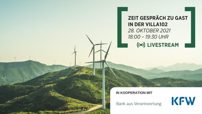 """Hinweis auf die Veranstaltung """"ZEIT für Klima"""" am 28.10.2021 in Frankfurt"""