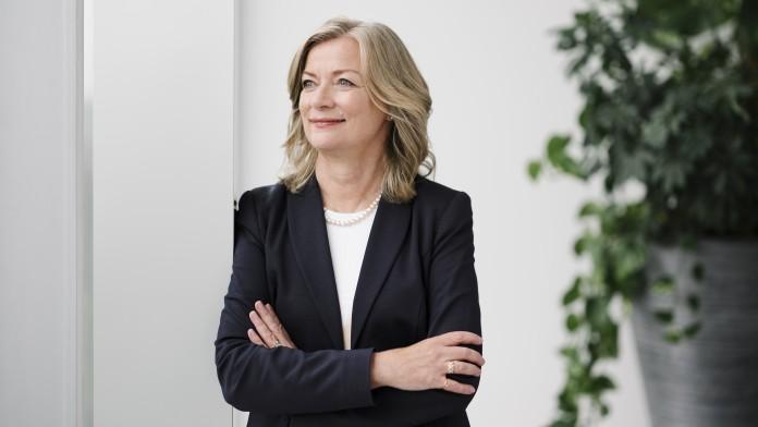 Portrait von Vorstandsmitglied der KfW Christiane Laibach