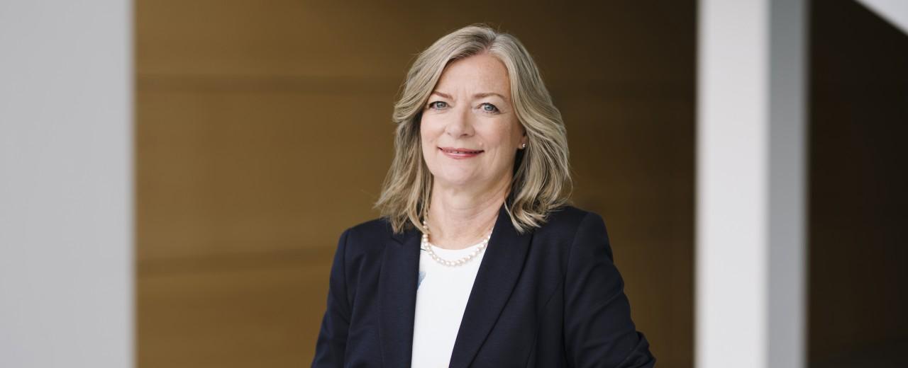 Portrait of Christiane Laibach