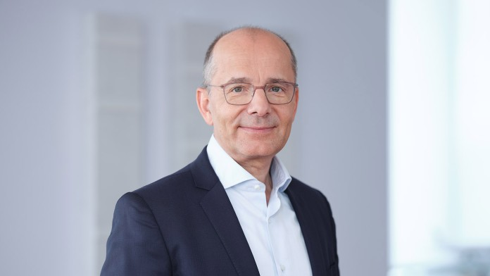 Dr Günther Bräunig, CEO of KfW Group