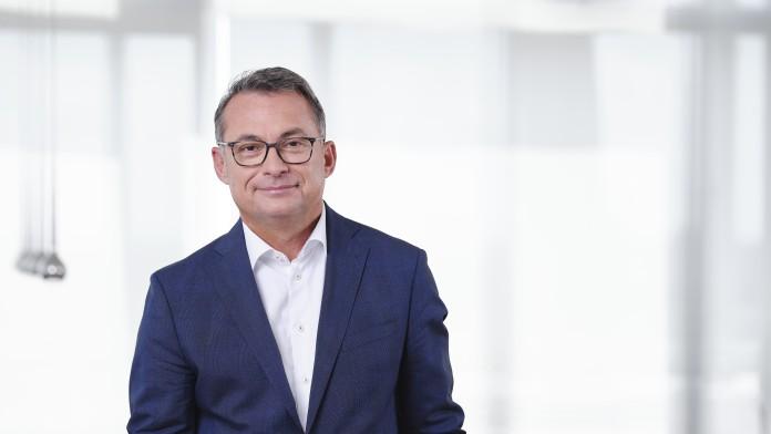 portrait Prof. Dr Joachim Nagel