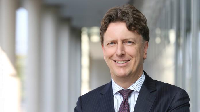 Portrait of the designated CEO of KfW Stefan Wintels