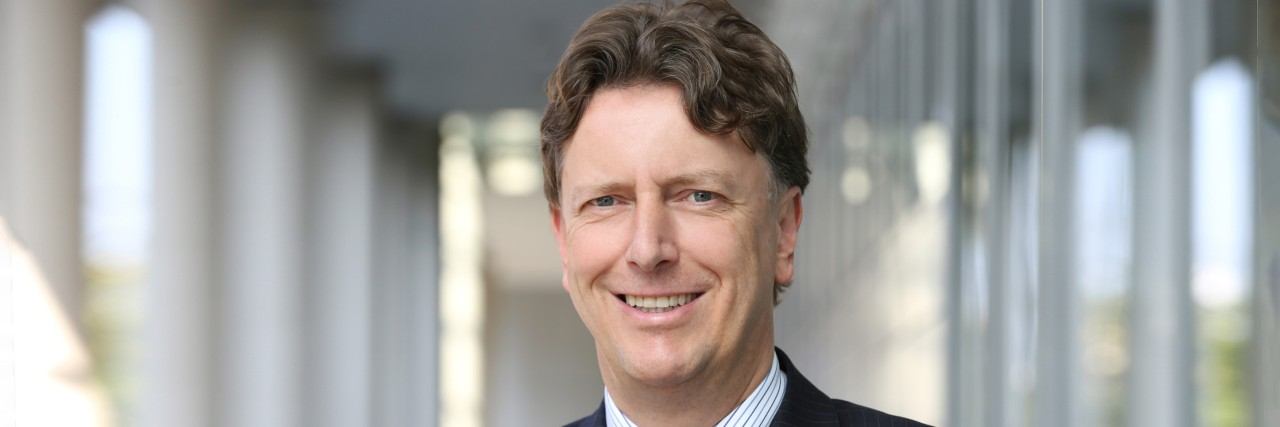 Portrait des designierten KfW-Vorstandsvorsitzenden Stefan Wintels