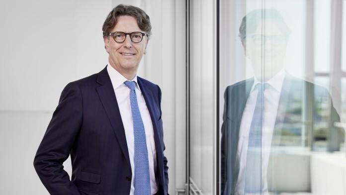 Stefan Wintels, CEO of KfW