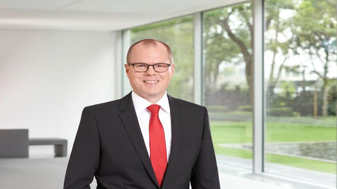 KfW-Chefvolkswirt Dr. Jörg Zeuner