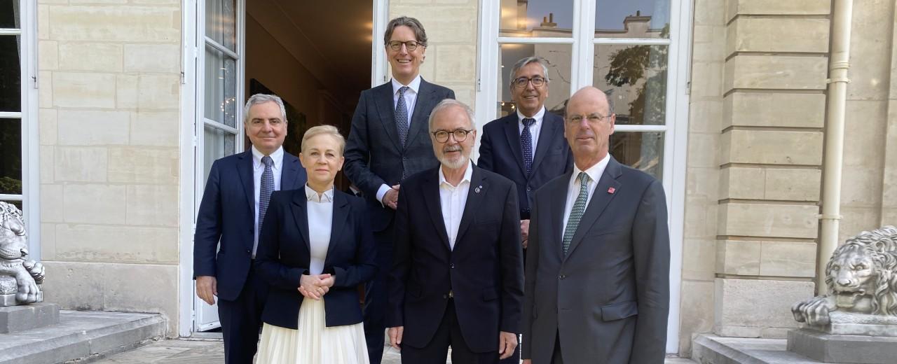 Kooperation mit europäischen Förderbanken