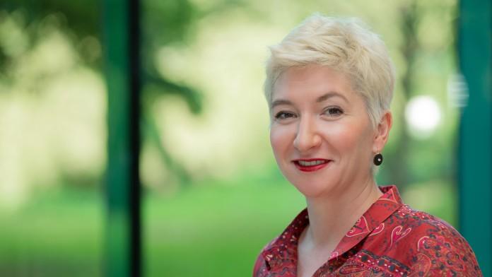 Portrait von Alia Begisheva
