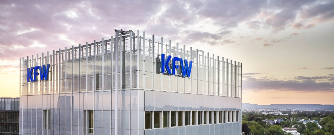Contact adresses of KfW Group
