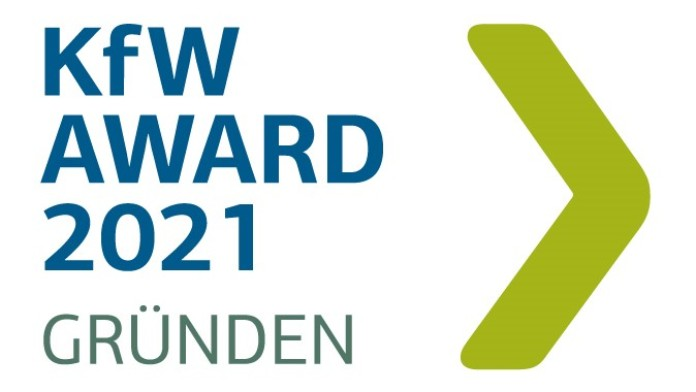 Logo KfW Award Gründen