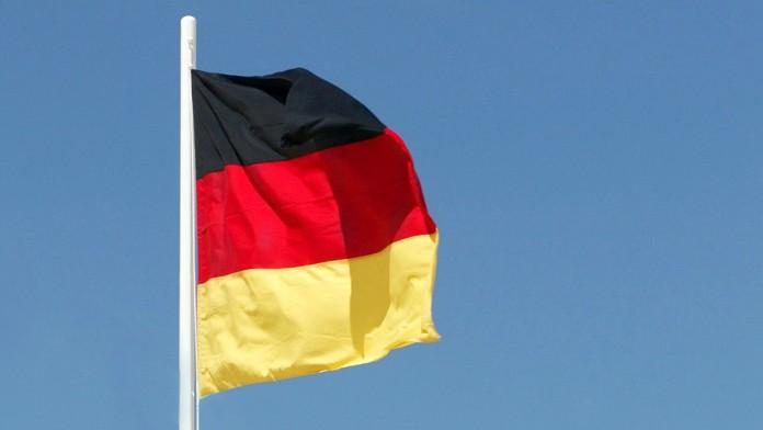 Fahne Bundesrepublik Deutschland