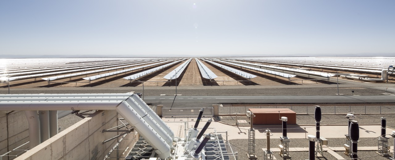 Morocco – a pioneer in energy transition