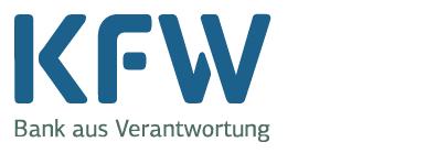 KfW Logo - Bank aus Verantwortung