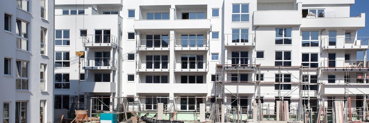 Einfamilienhaus als Neubau