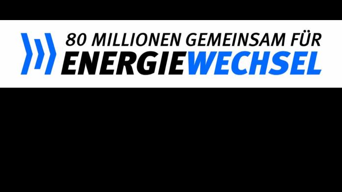 """Logo der Kampagne des Bundesministeriums für Wirtschaft und Energie """"Deutschland macht's Effizient."""""""