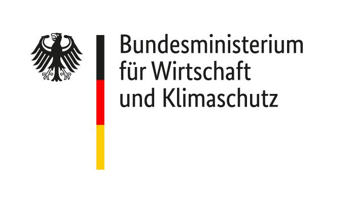 Logo: Bundesministerium für Wirtschaft und Energie