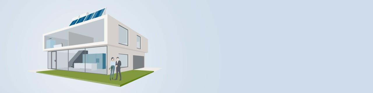 Das energieeffiziente Haus