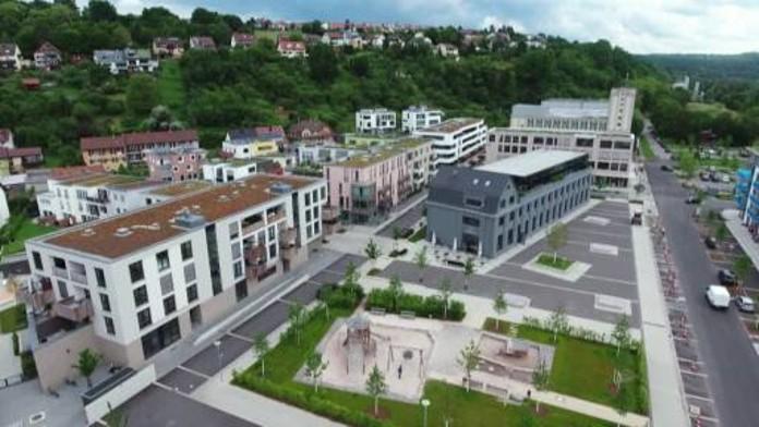 spektakul r gebauter berliner neubau gewinnt kfw award bauen und wohnen 2016. Black Bedroom Furniture Sets. Home Design Ideas