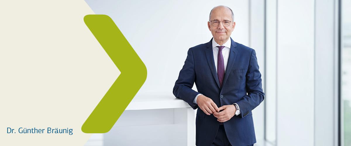 Vorstandsporträt Dr. Bräunig