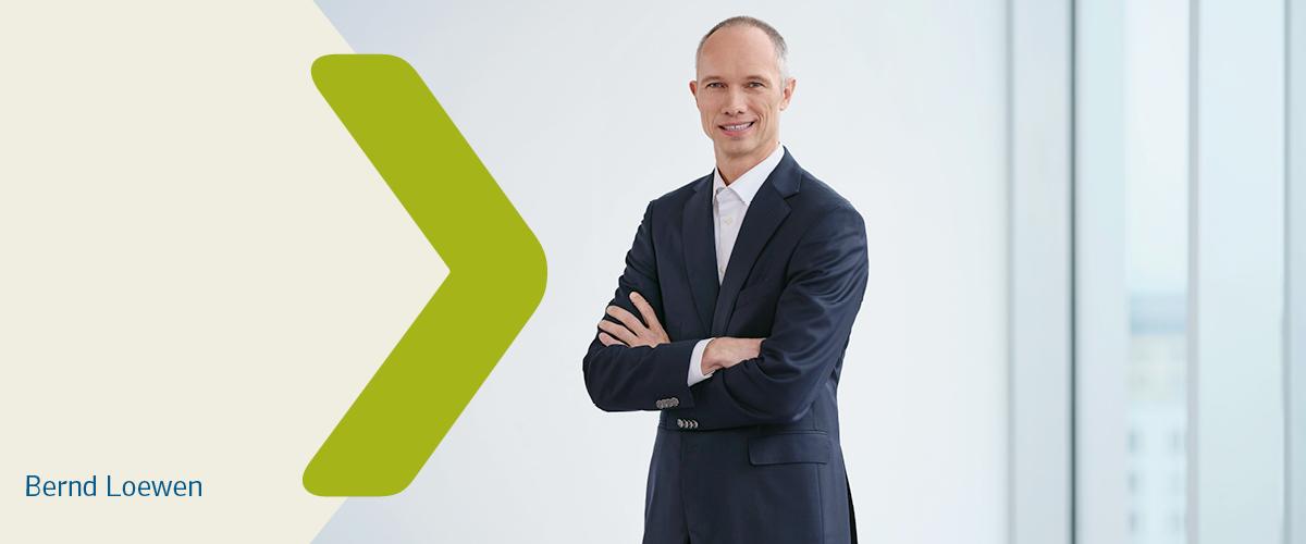 Vorstandsporträt Hr. Loewen